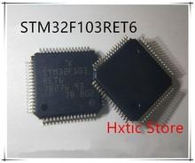 10pcs/lot STM32F103RET6 STM32F103 LQFP64