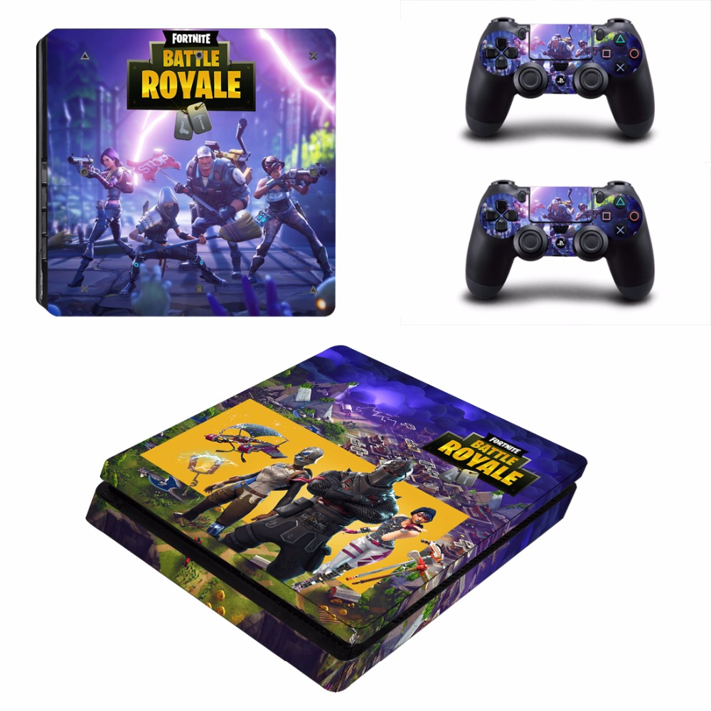 Fortnite PS4 Slim Skin Decal Vinyl