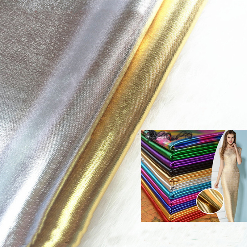online get cheap shiny clothing material ForCheap Clothing Material