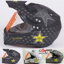 Envío libre motocicleta moto cross casco casque capacete casco de moto dirt bike off road motocross mx casco tiene visor