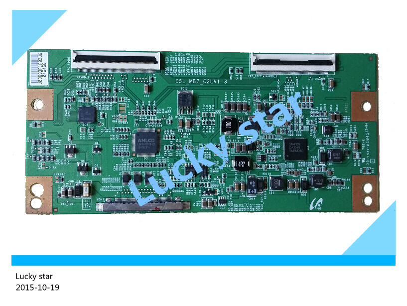 100% tested good working High-quality for original 98% new for KDL-40EX520 board ESL_MB7_C2LV1.3 screen LTY400HM08 logic board rsag7 820 4737 roh led39k300j led40k160 good working tested