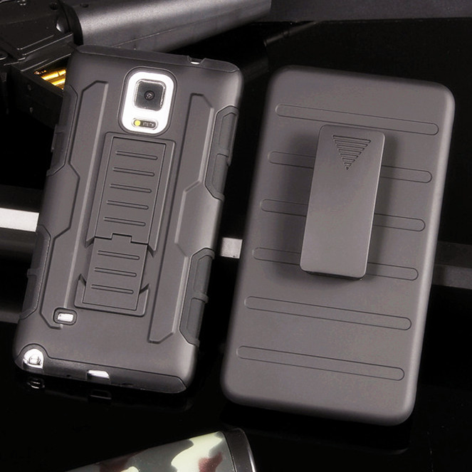 Military Tough Hybrid Armor case For Samsung galaxy Note 2 4 S3 S4 S5 mini S6 Edge Grand prime G530 Ace 4 NXT G313H Phone Cover