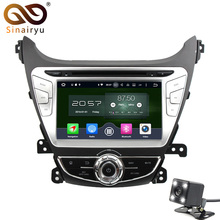 4GB RAM 32GB ROM Octa/Qyad Core Android 6.0/7.1 3G/4G Car DVD Multimedia Player Radio Stereo GPS For Hyundai Elantra 2014 2015