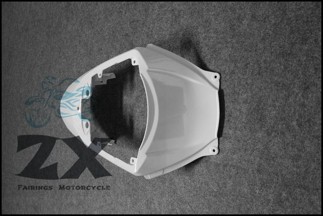 Complete Fairings Motorcycle UNPAINT For SUZUKI GSXR1000 2007 2008 ABS Injection Molding  Upper Tail Fairing ZXMT motorcycle fairing kit for suzuki gsxr1000 07 08 gsxr 1000 k7 2007 2008 gsxr1000 abs white blue fairings set 7gifts ss01