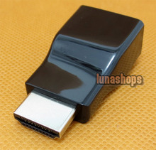 HDMI Male to VGA Female Adapter Converter With Chip Inside for HDTV DVD