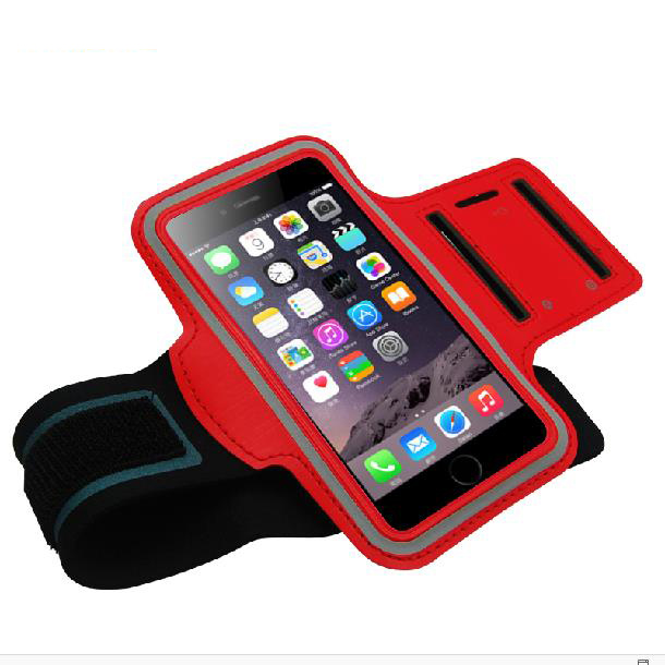 CAPSSICUM 6S Sports <font><b>Running</b></font> Armband For iPhone 6 6S Waterproof Mobile <font><b>Phone</b></font> <font><b>Holder</b></font> Pounch Belt GYM Fashion High Quality