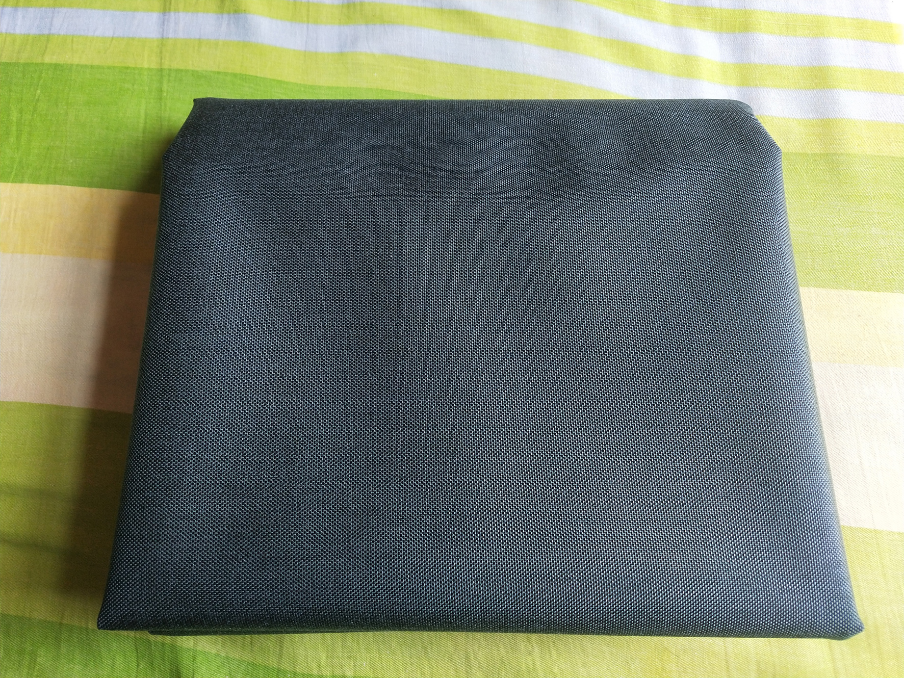 Very Strong Gray Color 1000D Cordura Nylon Fabric, Short-time Waterproof Fabric,  Anti-tear Wear-resistant Cloth