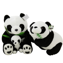 Panda Bear Teddy Stuffed Panda Dolls Soft Pillows 25CM
