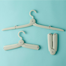 Creative Foldable Drying Clothes Hanger Household Travel Hook Racks Hangers for Cloth Storage Home Organizer Accessories