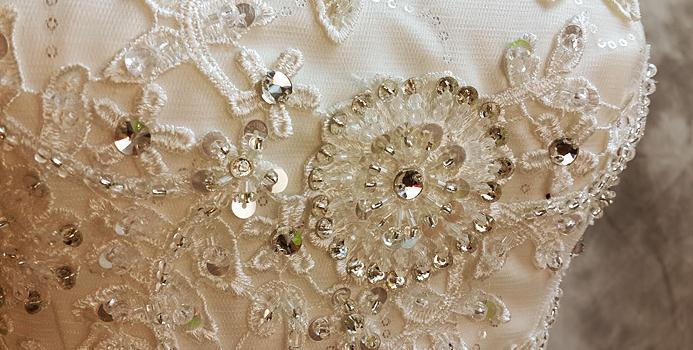 Health Lace Short Wedding 10