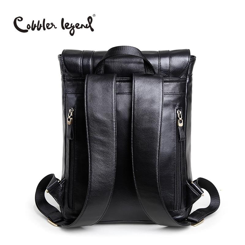 2020 Men/woman canvas Backpack Male Large Capacity Fashion Laptop Men - Backpacks - Photo 5