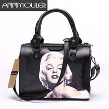 Annmouler Women Shoulder Bag Handbags Marilyn Monroe