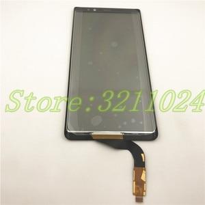 Image 2 - 100% testé nouveau numériseur décran tactile 6.3 pouces pour Samsung Galaxy Note 8 N950 remplacement de panneau de verre de capteur tactile