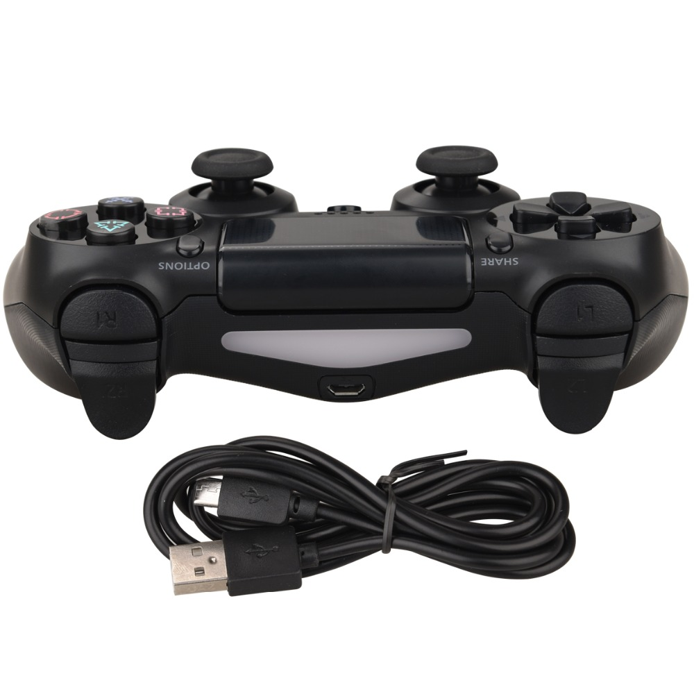 for PS4 Controller Wireless Gamepad For Playstation Dualshock 4 Joystick Bluetooth Gamepads for PS4/PS4 Pro Silm PS3 PC Game Pad 4
