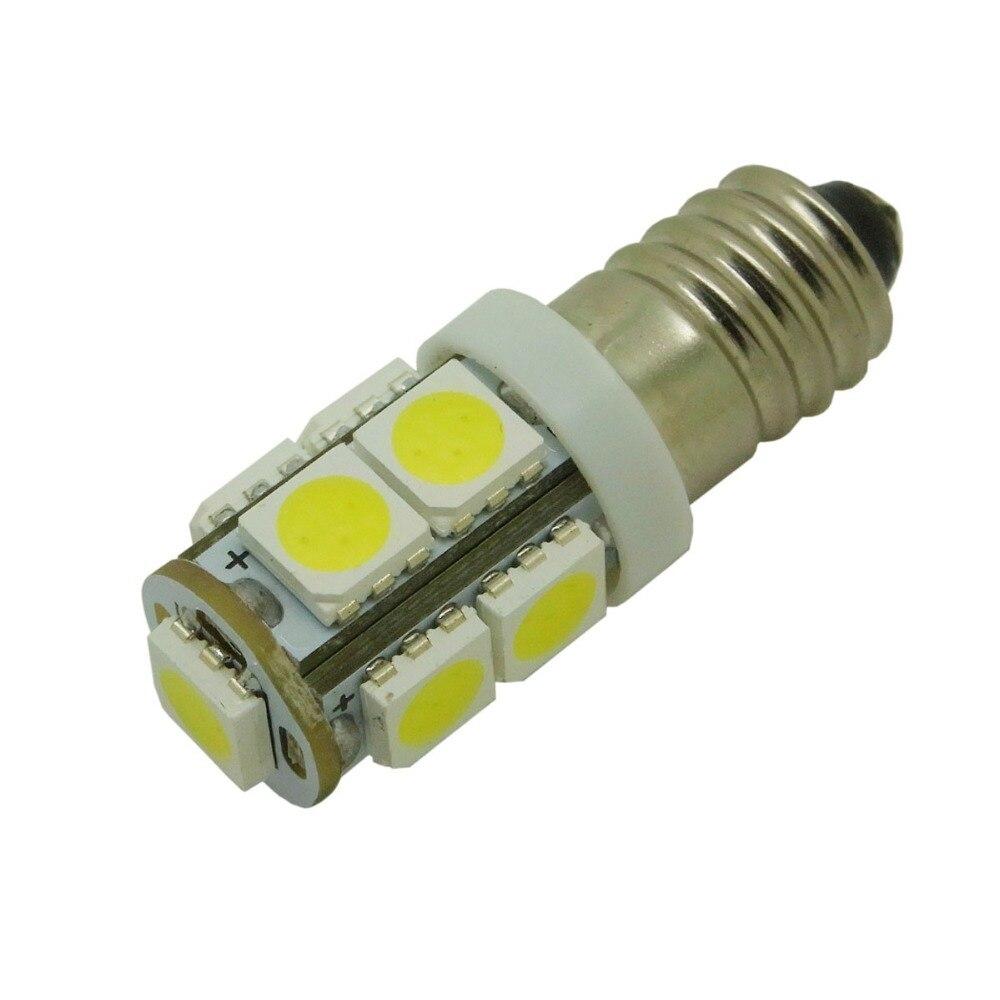 Viewi 20x ampolletas led lampe E10 2,5 watt Dc 12 volt auto licht ...