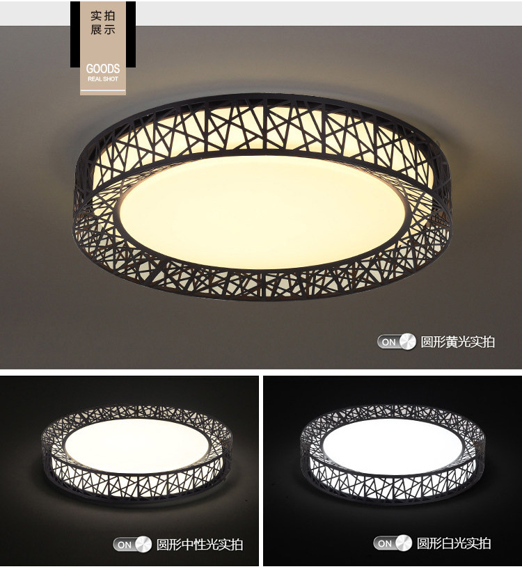 Modern LED Ceiling Lamps Living Room Plafonnier led Deckenleuchte