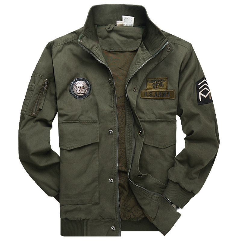 New Winter Men Casual Jacket Overcoat woolen cloth Coats Warm Wool Blends Slim Fit Jackets Fashion