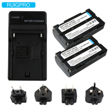 RuigPro Wall Charger Battery Charger for Sony NP-F550/F750/F960/F330/F570 PA-VBD1 PA-VBD2 Batteries convenient charger