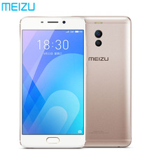 "Original Meizu M6 Note global 3GB RAM 16GB ROM Snapdragon 625 Octa Core 5.5"" FHD Cell Phone Fingerprint GPS"