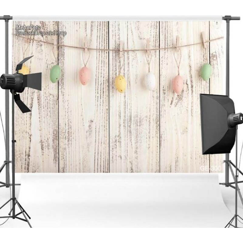 Happy Easter Eggs Spring Photography Background For Kid Children Customized Party  photo Backdrop For photo studio Props GE-300 vinyl cloth easter day children party photo background 5x7ft photography backdrops for party home decoation photo studio ge 064