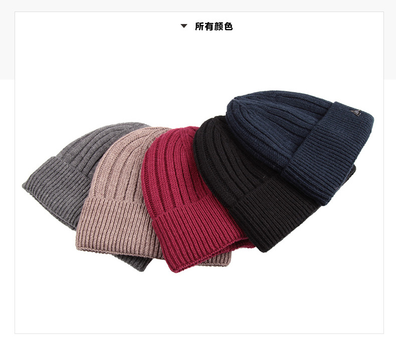DG1887-Iron standard wool and cashmere wool hat (27)
