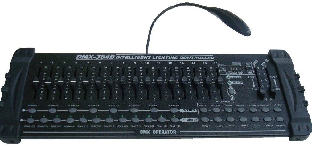384 canaux DMX CONTRÔLEUR DMX 384B