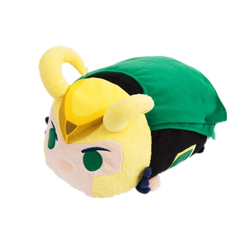 Movie Avengers Loki  Plush Toy Stuffed Toys Dolls A Birthday Present For Your Child