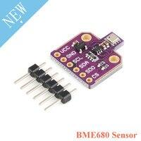 GY-MCU680V1 BME680 温度と湿度センサーモジュール空気圧空気品質 iaq MCU680 モジュール開発ボード CJMCU-680