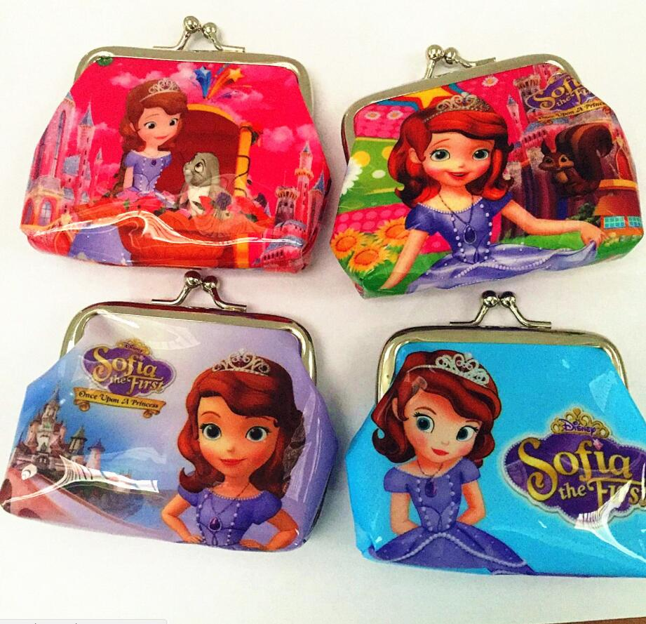 1Pcs Girls Coin Purse Cute Kids Cartoon Wallet Kawaii Bag Pouch Children Purse Small Wallet Party Birthday Gift детское лего gudi