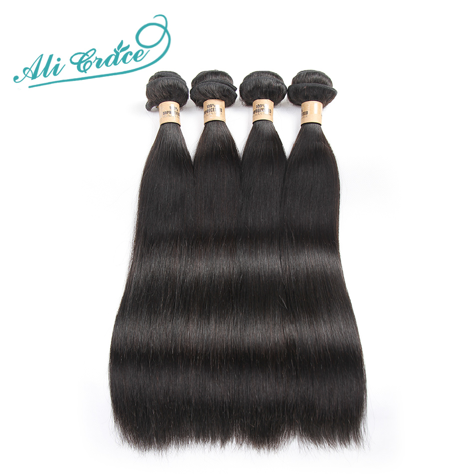 Brazilian virgin hair straight 3 bundles 8a ali grace hair brazilian virgin hair straight 3 bundles 8a ali grace hair products brazilian hair weave bundles brazilian straight human hair in hair weaves from hair pmusecretfo Choice Image