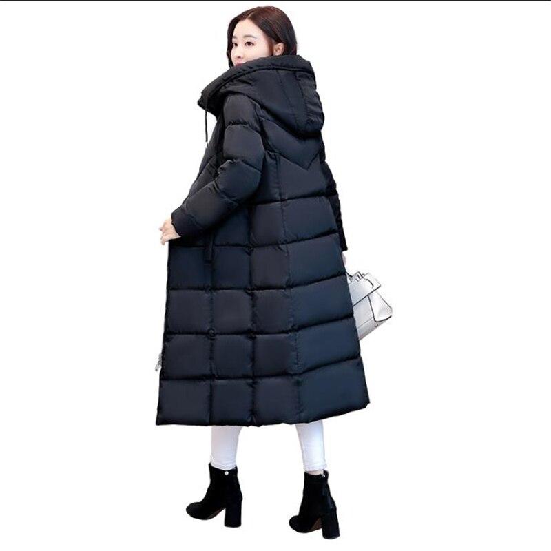 Woman Winter Plus Size Down   Parkas   Female Oversized Thick Down Jackets Women Down Jacket Lady Warm Long Abajo Chaqueta Doudoune