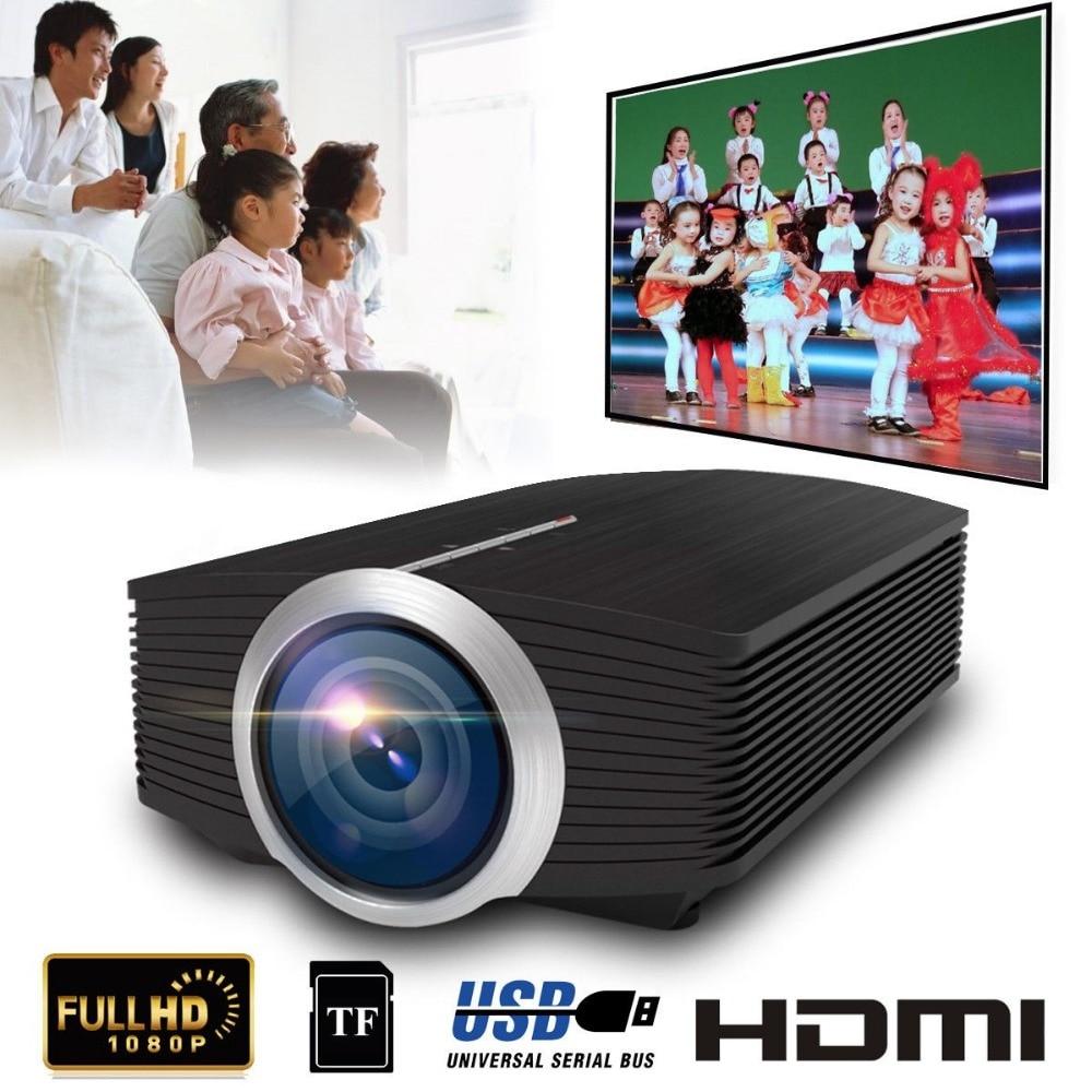 12dcf0dd3e3 YG500 Mini Projector 1080P home theater 5.1 Portable 1800Lumen LED  Projector Home Cinema USB HDMI 3D