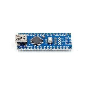 Image 3 - Nano Mini USB avec le chargeur de démarrage compatible Nano 3.0 contrôleur CH340 pilote USB 16Mhz Nano v3.0 ATMEGA328P