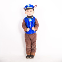 Patrol Dog Cosplay Costume For Kids Party Performance Paw Patrol Costume Cartoon Mascot