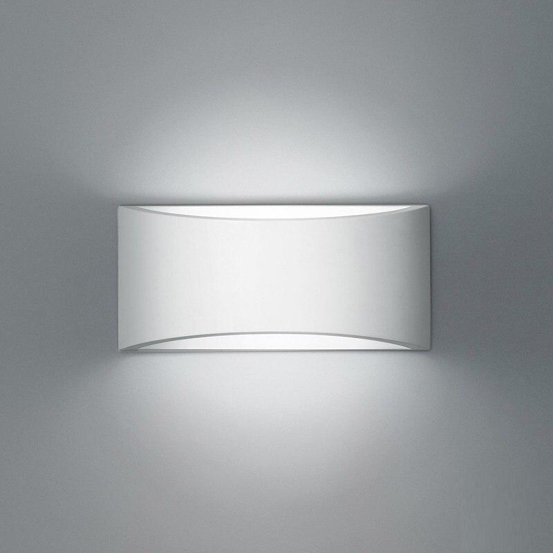 YZKJ Nordic Стиль бра коридор Stairluay освещения одной головы светильник Moderne Ванная комната светильники прикроватной тумбочке Спальня светодиодны