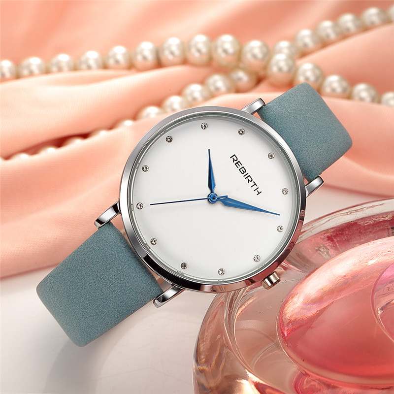 Top Brand Luxury Watch Women Leather Casual Watches Women's Quartz Wrist Watches Female Clock Ladies Dress Relogio Feminino XFCS jzn0007 top quality blue opal gem silver necklace new trendy necklace for women fine jewelry gorgeous unisex chain necklace