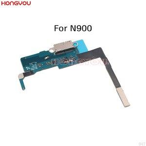 Image 4 - 5 قطعة لسامسونج غالاكسي NOTE3 ملاحظة 3 N900 N9008V N9008S SM N900 USB تهمة موصل هيكلي ميناء الشحن مقبس متفرع فليكس كابل
