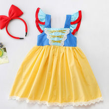 448158e68 Promoción de Yellow Girls Dress - Compra Yellow Girls Dress ...
