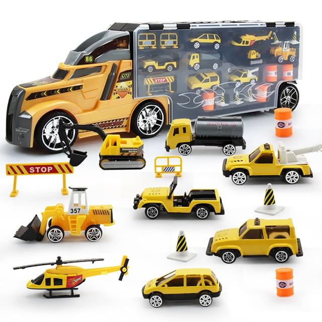 Pista <b>Hot</b> wheels car <b>2018</b> Transport Car Carrier Trucks Toy ...