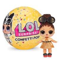 100% genuine lol Surprise doll ball diy Third Generation lol baby toys for children gift