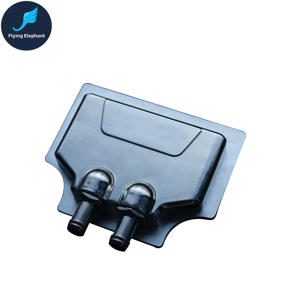 Flying- Elephant All-covered Water Block for VGA, GPU Cooling head Support GTX460,560Ti flying elephant water cooled dedicated ati graphics card gpu waterblock 6850 6950 6970 7850 7870 r270x r280x