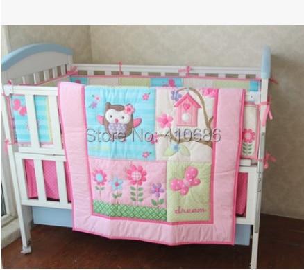 Ruffle Crib Bedding Patterns