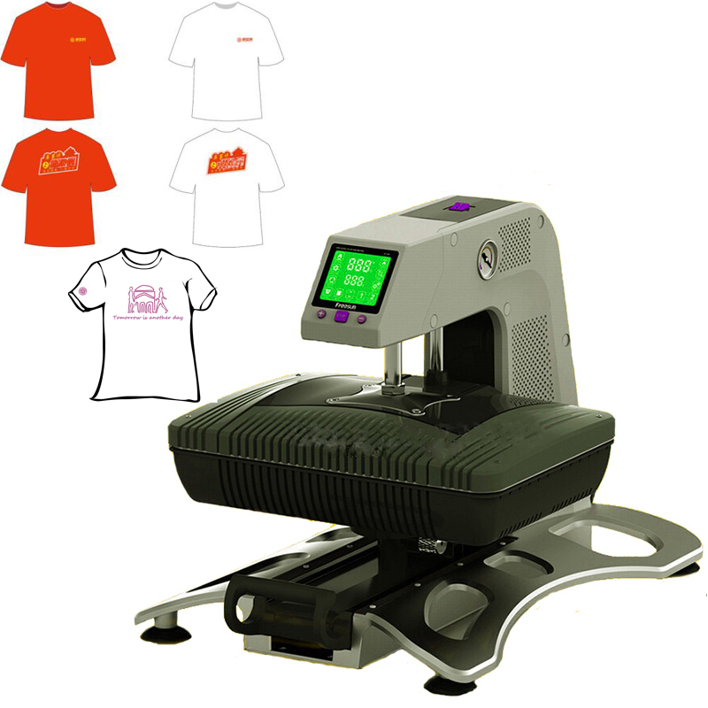 110v/220v 3D Sublimation Printer 3D Vacuum Heat Press Machine T-shirt Printing Machine Heat Transfer Phone Case Mug Plate ST-420 free shipping by dhl 3pcs st 1520 3d mini sublimation vacuum machine heat press machine for phone case cover mug cups simplify page 1