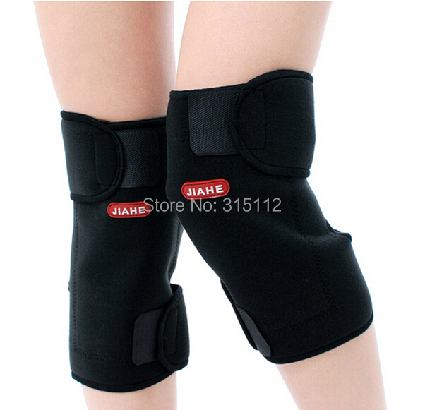 JH kneepad tourmaline self heating kneepad gift box set far infrared magnetic therapy kneepad D32