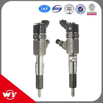 Factory direct sale common rail system spare parts 0445 110 486 injector for diesel engine