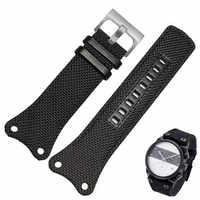Fit C For K4b381b6 K4b381b3 Thick Nylon Strap Wristwatch Canvas Strap Waterproof Starp Band 30mm + Tools