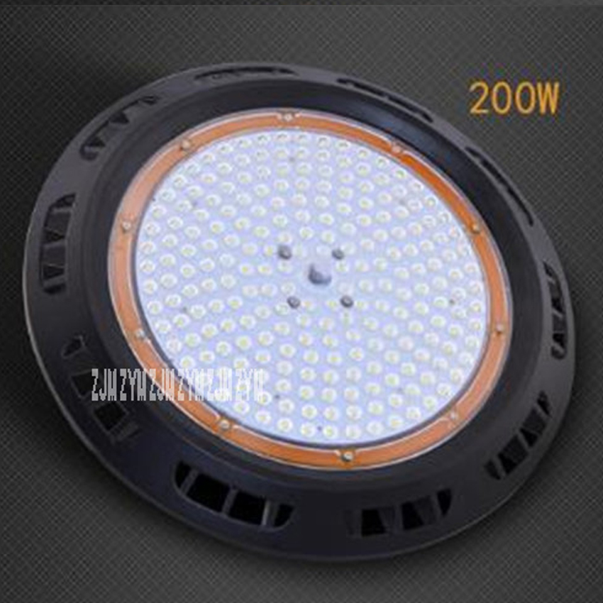 New High-quality UFO-B150 Mining Lamp 200W LED Ceiling Lamp Factory Chandelier Warehouse Outdoor Waterproof Mining Lamp 85-265V