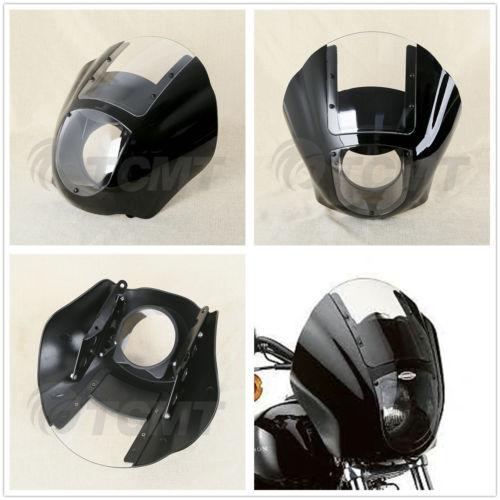 Zestaw do jazdy w przedniej części motocykla ABS Quarter do - Akcesoria motocyklowe i części - Zdjęcie 4
