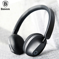 Baseus D01 Wireless Bluetooth Headphone Stereo Bluetooth Earphone Wireless Headset Young Attitude Headphones With Mic For