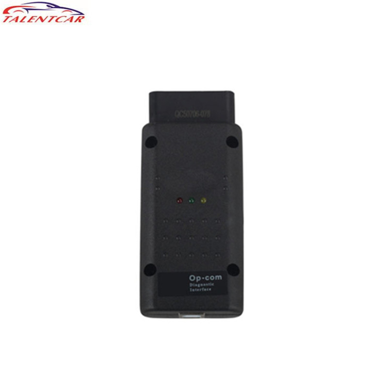Opcom OP-Com 2012 V Can OBD2 for OPEL Firmware V1.59 with PIC18F458 Chip Support Firmware Update